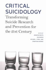 Crit Suicidology Book Cover