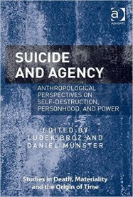 Suicide and Agency Book Cover