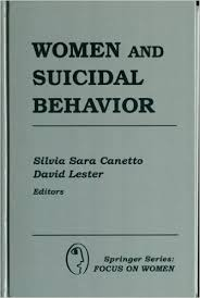 Canetto Lester Women & suicidal behavior